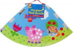My Giant Floor Puzzle Around The Farm 17pcs (0A577F) Alex Toys