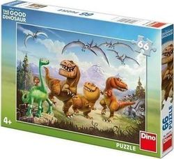The Good Dinosaur 66pcs (384170) Dino