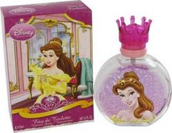 Disney Beauty Beast Princess Belle Eau de Toilette 100ml