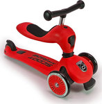 Scoot & Ride Highwaykick 1 Red