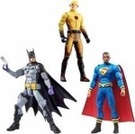 Mattel Batman Vs Superman: Multiverse Figure 12cm (4 Σχέδια) ASST