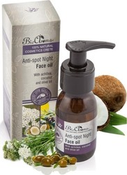 BioAroma Anti-Spot Night Face Oil 50ml