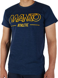 MANTO T-shirt Future Blue
