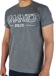 MANTO Future T-shirt Grey