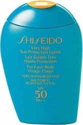 Shiseido Very High Sun Protection Lotion N SPF50 100ml