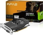 KFA2 GeForce GTX1050 Ti 4GB OC (50IQH8DSN8OK)