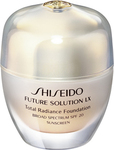 Shiseido Future Solution LX Total Radiance Foundation SPF20 I20 Natural Light Ivory 30ml