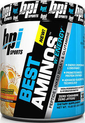 Bpi Sports Best Aminos w / Energy 300gr Πορτοκάλι