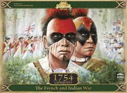 Academy Games 1754: Conquest - The French & Indian War