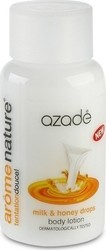 Azade Arome Nature Body Lotion Milk & Honey Drops 50ml