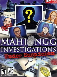 Mahjongg Investigations Under Suspicion PC
