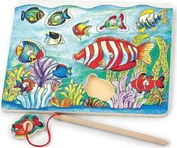 Magnetic Fishing Puzzle (58423) Viga Toys