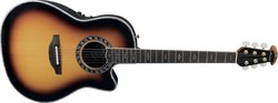 Ovation C2079AX-1 Custom Legend Deep Contour Cutaway Sunburst