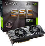EVGA GeForce GTX1060 3GB SSC Gaming ACX 3.0 (03G-P4-6167-KR)