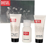 Diesel Plus Plus Eau de Toilette 75ml & Shower Gel 100ml & After Shave Balm 100ml