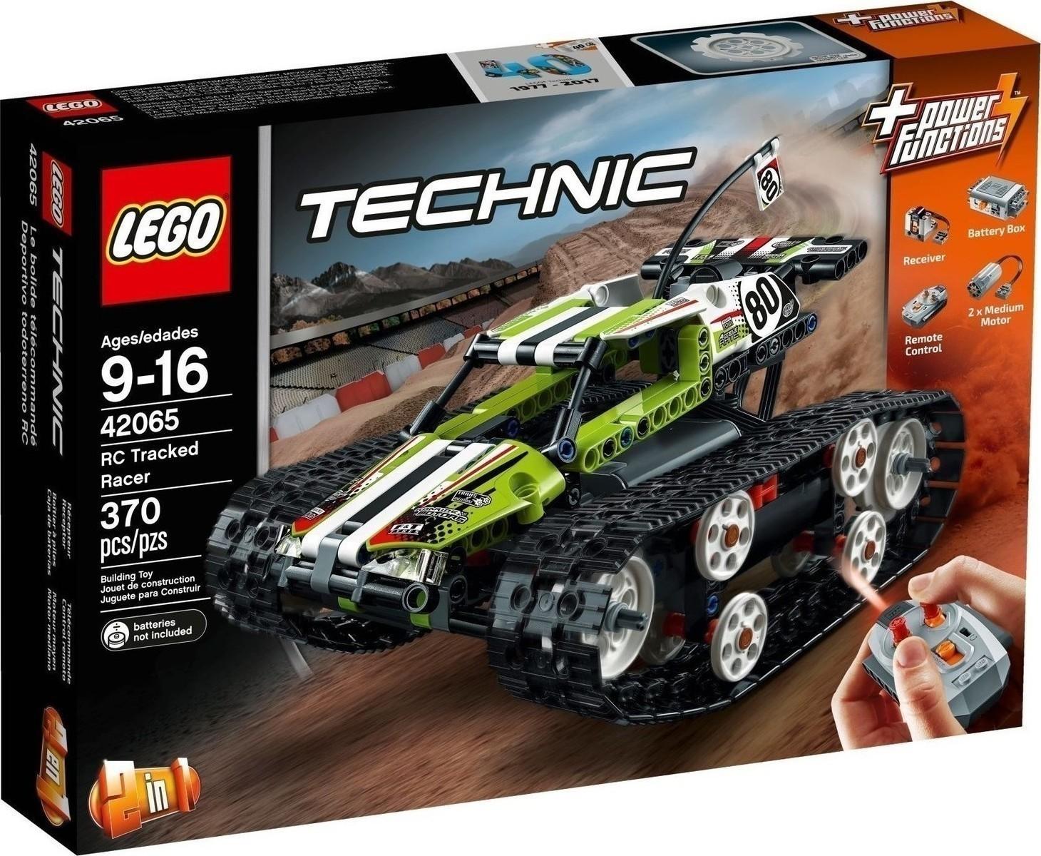 94df751e6ba Lego RC Tracked Racer 42065