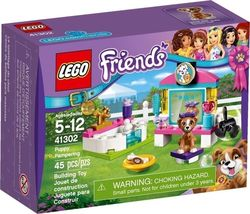 Lego Puppy Pampering 41302