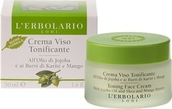 L' Erbolario Toning 24hour Face Cream for All Skin Types 50ml