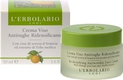 L' Erbolario Re-densifying Anti-wrinkle 24hour Face Cream for All Skin Types 50ml