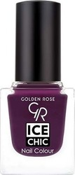 Golden Rose Ice Chic Nail Colour 44