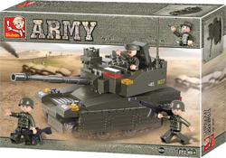 Sluban Army: Battle Tank 224τμχ
