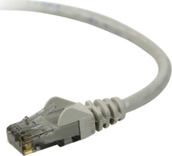 Belkin U/UTP Cat.6 Cable 2m Γκρι (A3L980B02M-S)