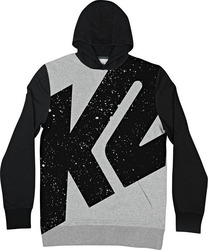 K2 Rat Pack Pullover 10-70-14-002 Grau heather