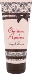 Christina Aguilera Royal Desire Body Lotion 200ml