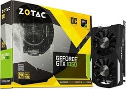 Zotac GeForce GTX1050 2GB OC (ZT-P10500C-10L)