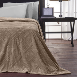 19V69 Ημίδιπλη Fleece Meandro Taupe