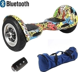 Smart Balance Wheel 10'' Big Wheel Skulls Graffiti
