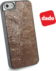 Dado Back Cover Stone Χάλκινο (iPhone 5/5s/SE)
