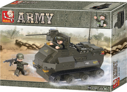 Sluban Army: Vehicle Armored 179τμχ