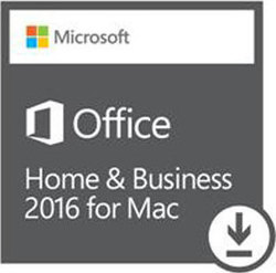 Microsoft Office Home & Business 2016 for Mac ESD