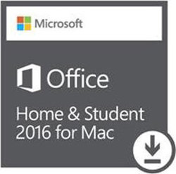 Microsoft Office Home & Student 2016 for Mac ESD