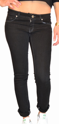 UNITY ΠΑΝΤΕΛΟΝΙ KELLY BLACK SKINNY DENIM