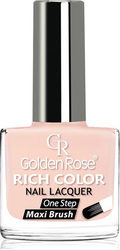 Golden Rose Rich Color Nail Lacquer 72