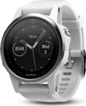 Garmin Fenix 5S (White with Carrara White Band)