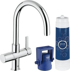 Grohe Blue UltraSafe Pure Χρωμέ 31328000
