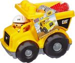 Fisher Price First Builders: CAT Lil' Dump Truck 7τμχ