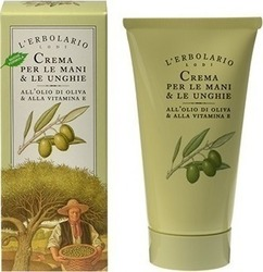 L' Erbolario Hand and Nail Cream With Olive Oil & Vitamin E 75ml