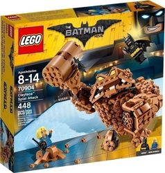 Lego Clayface Splat Attack 70904