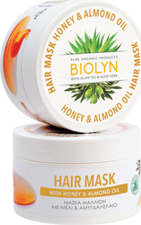 Biolyn Hair Mask Honey & Almond 220ml