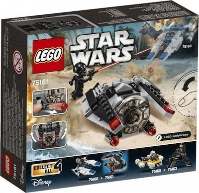 Lego TIE Striker Microfighter