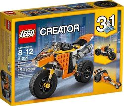 Lego Sunset Street Bike 31059