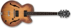 Ibanez AF55-TF Artcore Hollow-Body Electric Guitar Flat Tobacco