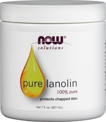 Now Foods Lanolin Pure Body Cream 207ml