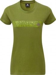 Mountain Equipment Gear Tee ME-001201 Kiwi