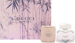 Gucci Bamboo Eau De Toilette 50ml & Body Lotion 100ml