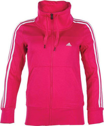 Adidas 3 Stripe Fleece Track Top M66286